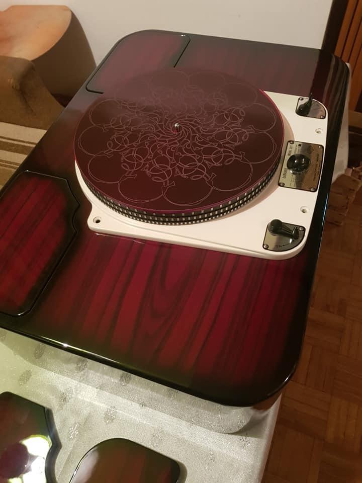 Garrard 301 custom plinth - Audionirvana org